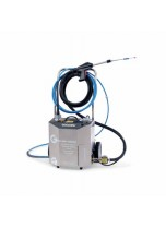 RAM-5ADC-50 atau R5SFVS Chiller Tube Cleaner, Speed-Feed/Variable Speed